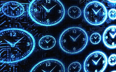Time synchronization problem with your system, tell your system admin
