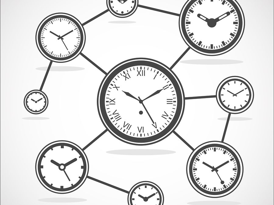There is a time synchronization problem with your system, please tell your system administrator